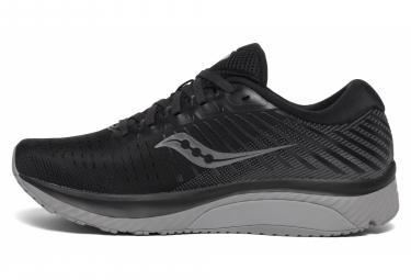 Chaussures de Running Femme Saucony Guide 13 Noir / Gris