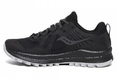 Chaussures de Trail Femme Saucony Xodus 10 Noir