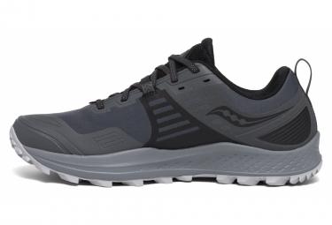 Chaussures de Trail Saucony Peregrine 10 GTX Gris