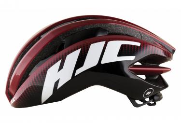 HJC Road Helmet Ibex Red Black
