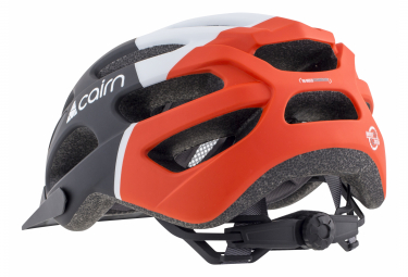 Casque Cairn PRISM XTR Noir Orange