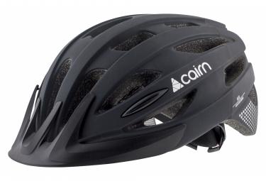 Casco Cairn Urban Fusion Full Black M  55 58 Cm
