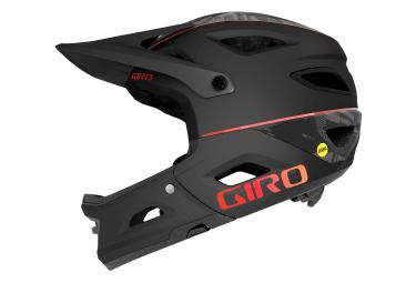 Casque avec Mentonnière Amovible Giro Switchblade Mips Noir multi-couleur 2020
