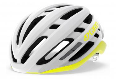 Giro Agilis Helm Weiß Blau