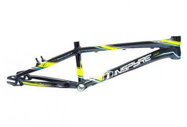BMX Race Inspyre Evo Expert XL Frame Black / Yellow 2017