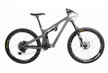 Vélo Tout-Suspendu Yeti-Cycles 2020 SB140 Carbon C-Series 29'' Sram GX Eagle 12V Gris