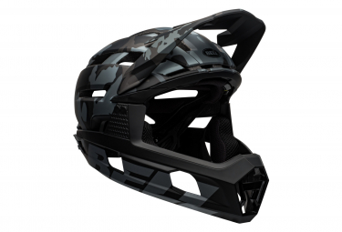 Casco BELL Super Air R Mips Nero Camo