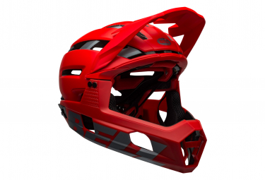 Casco Integral BELL Super Air R Mips Rojo