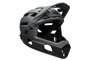 Casco Integral Bell Super Air R Mips Gris L  58 62 Cm