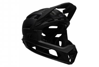 Casque avec Mentonnière Amovible BELL Super Air R Mips Noir 2021