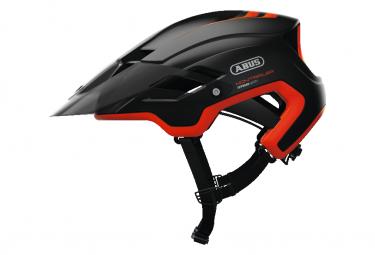 Helmet All Mountain Abus Montrailer Shrimp / Orange Helmet