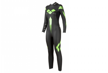 ARENA Women's TRIWETSUIT NEOPRENE Black Green