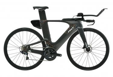 FELT IA Advanced Triathlon Loop Shimano Ultegra black charcoal 2020