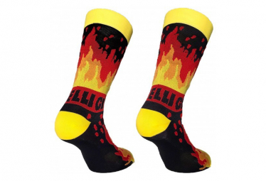 Cinelli Fire Socks 36 38