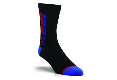 Pair of Socks 100% RYTHYM Merino Wool Performance Black