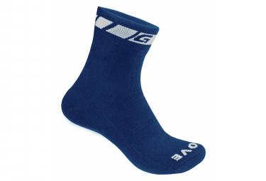 Paar Gripgrab Midseason Night Blue Socks