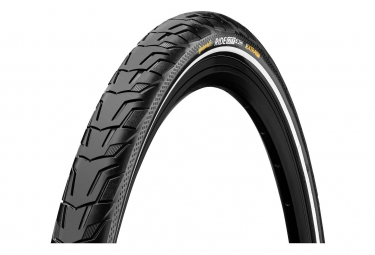 Continental Ride City 700 mm Reifen Schlauch Typ Draht Extra PunctureBelt E-Bike e25