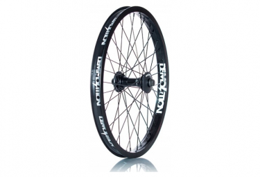 Black Whistler Demolition Front Wheel