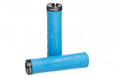 Manopole Ergo One Lock Neatt Blu Neon