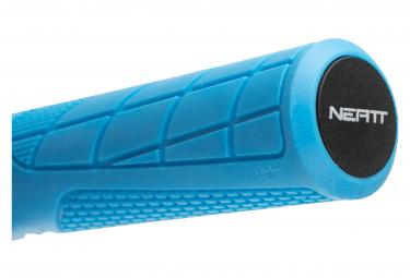 Neatt One Lock Ergo Grips Neon Blue