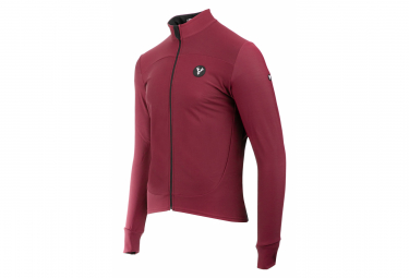 LeBram Allos Long Sleeve Jersey Bordeaux