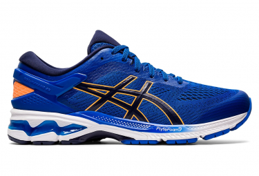 Asics Gel Kayano 26 Bleu Men Orange