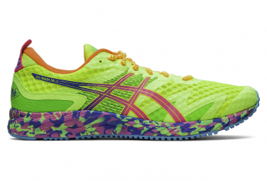 Chaussures de Running Asics Noosa Tri 12 Jaune / Rose