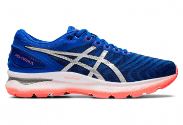Asics Gel Nimbus 22 Men Blue Orange