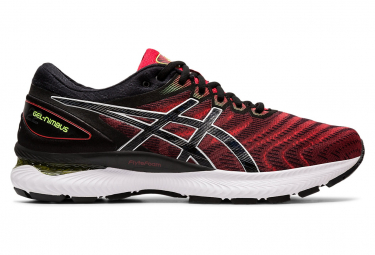Asics Gel Nimbus 22 Men Red Black