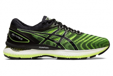 Asics Gel Nimbus 22 Men Yellow Black