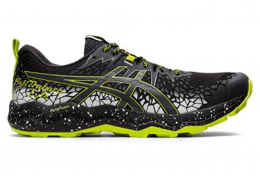 Asics FujiTrabuco Lyte Men's Running Shoes Black Gray