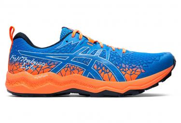 Zapatillas Asics FujiTrabuco Lyte para Hombre Azul / Naranja