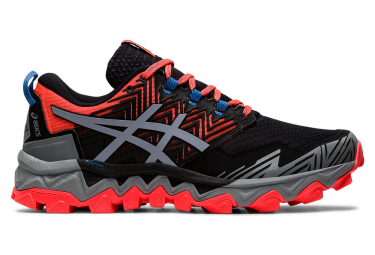 Asics Gel FujiTrabuco 8 Women Pink Grey