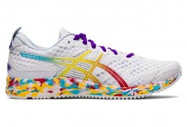 Chaussures de Running Femme Asics Noosa Tri 12 Blanc / Multi-couleur