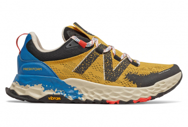 New Balance Fresh Foam Hierro V5 Yellow Blue