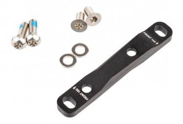 Image of Adaptateur sram flat mounting bracket front 0f 20f