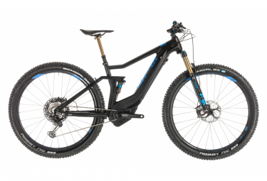 Electric Full Suspension Cube Stereo Hybrid 120 HPC SLT 500 Shimano XTR 12V 27.5'' 2019