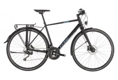 Cube Travel Sport Hybrid Bike Noir / Bleu