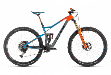 Full Suspension MTB Cube Stereo 150 C:68 Actionteam 29 Shimano XTR 12V 29''