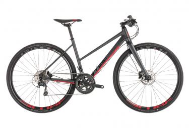Cube SL Road Pro City Bike 700mm Noir / Rouge