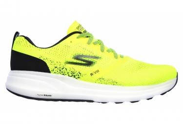 Skechers Go Run Ride 8 Yellow Black