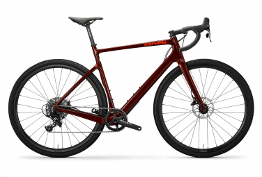 Gravel Bike Cervelo Aspero Sram Apex 11V Rouge / Rouge