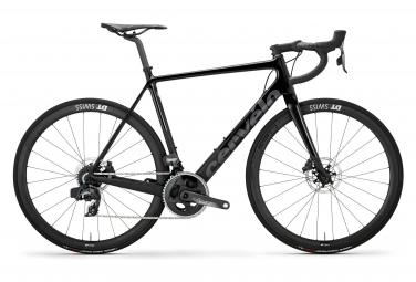 Bicicleta de carretera Cervélo R-Series Disc Sram Force AXS 12V Negro 2020