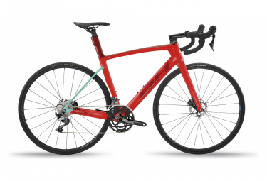 BH G8 Disc 6.5 Straßenräder Shimano Ultegra 11v Red 2020