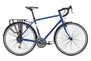Vélo de Voyage Fuji Touring Shimano Alivio/Deore 9V Bleu 2020