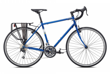 Fuji Touring Travel Bike 700mm Bleu
