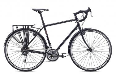 Vélo de Voyage Fuji Touring Shimano Alivio/Deore 9V Noir 2020