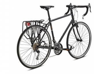 Bicicleta de Viajes Fuji Touring 700 Noir
