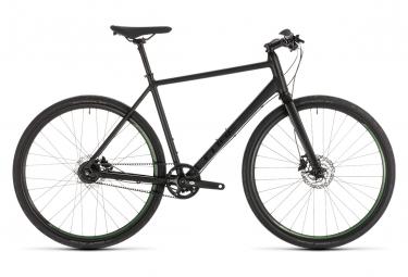 Cube Hyde Race City Bike N.C. Noir / Vert
