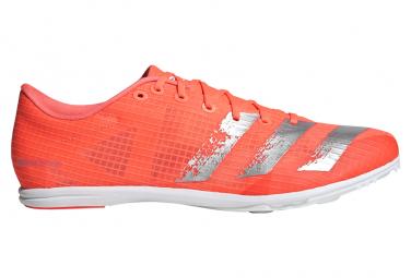 Adidas Distancestar Naranja Blanco Hombres 44